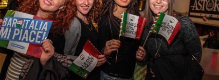 Bar Italia Vanny Deejay - inaugurazione
