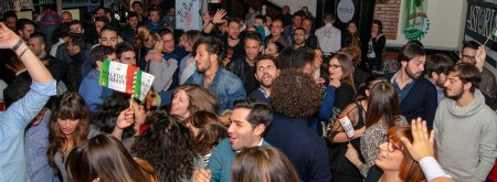 Il venerdi Bar Italia Vanny Deejay