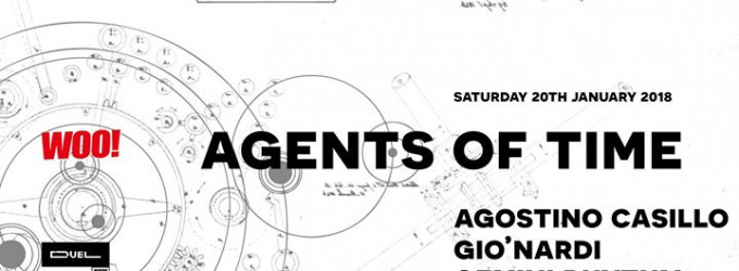 Woo!feat Agents Of Time,Agostino Casillo,Giò Nardi,Gemini Rhythm